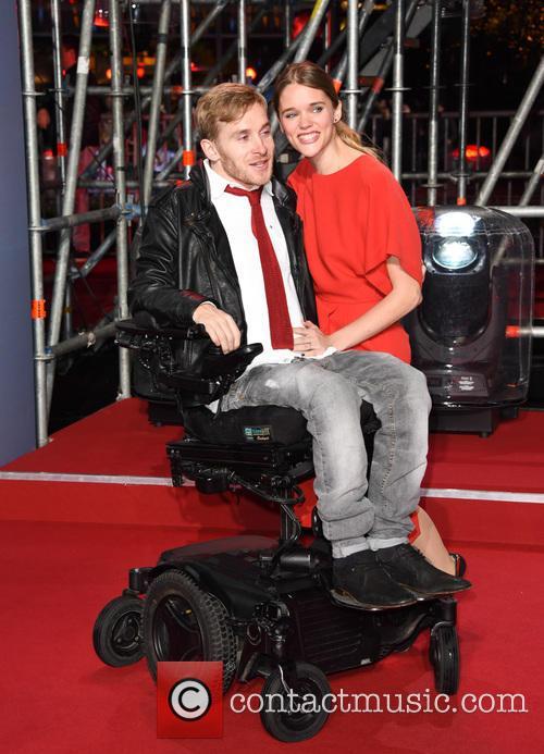 Samuel Koch and Sarah Elena Timpe 1