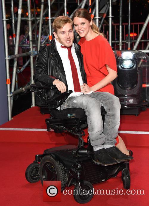 Samuel Koch and Sarah Elena Timpe 2