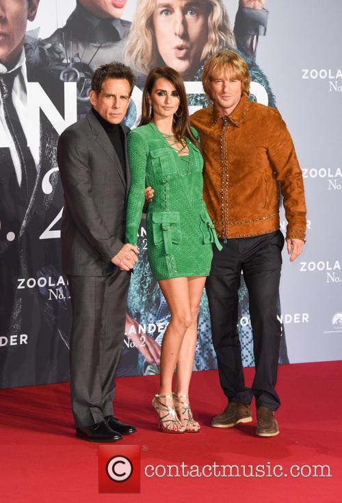 Ben Stiller, Penelope Cruz and Owen Wilson 3