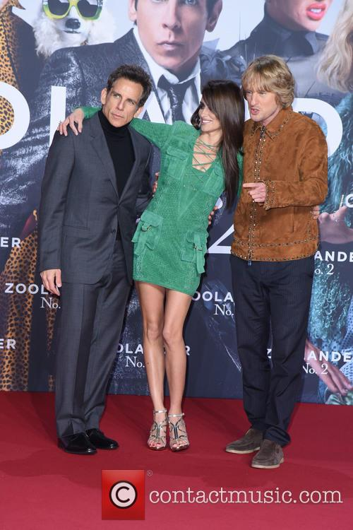 Ben Stiller, Penelope Cruz and Owen Wilson 2