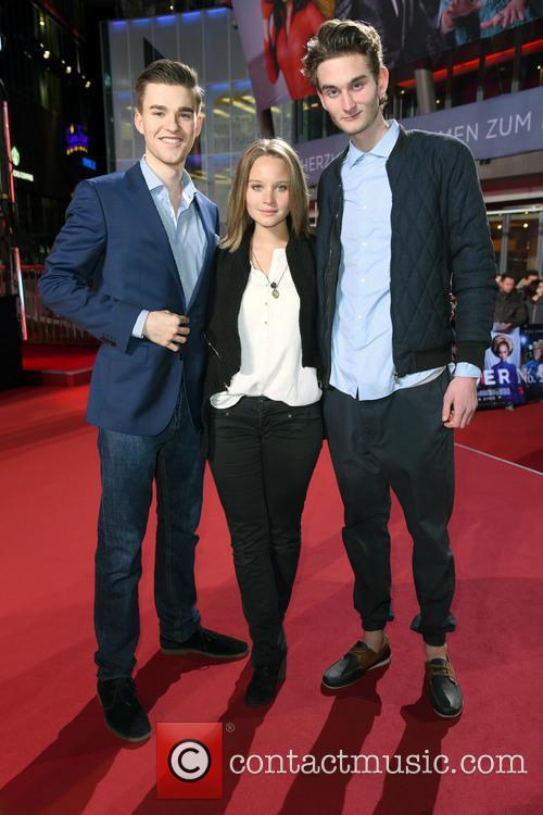 Patrick Moelleken, Sonja Gerhardt and Maximilian Diehle 1
