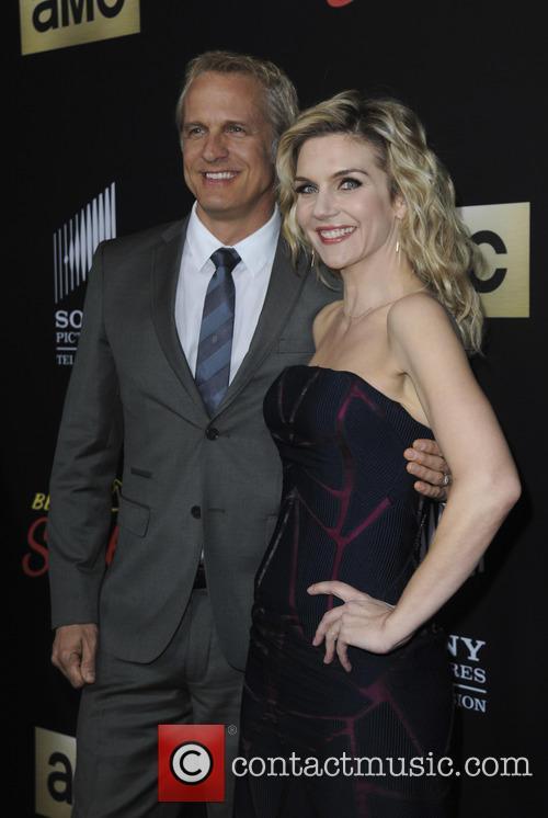 Patrick Fabian and Rhea Seehorn 3