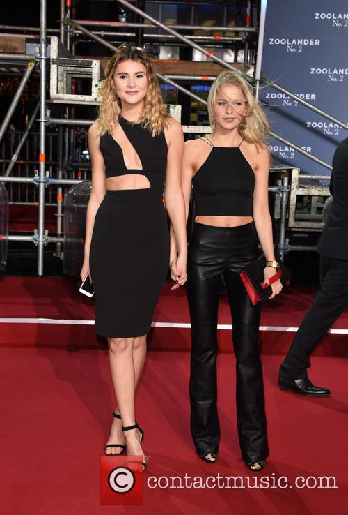 Stefanie Giesinger and Caro Daur 3