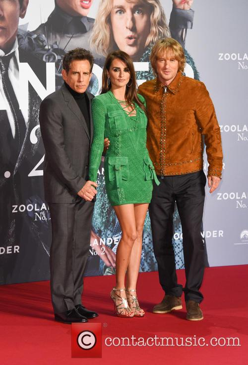 Ben Stiller, Penelope Cruz and Owen Wilson 1