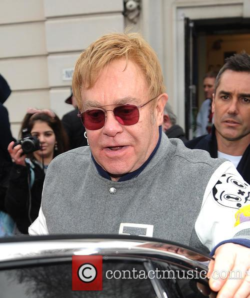 Sir Elton John In Talks To Star In 'Kingsman' Sequel
