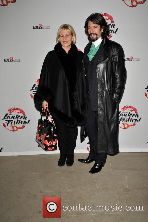 Luarence Llwelyn Bowen and Jackie Bowen 1