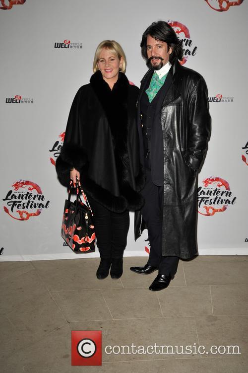 Luarence Llwelyn Bowen and Jackie Bowen 2