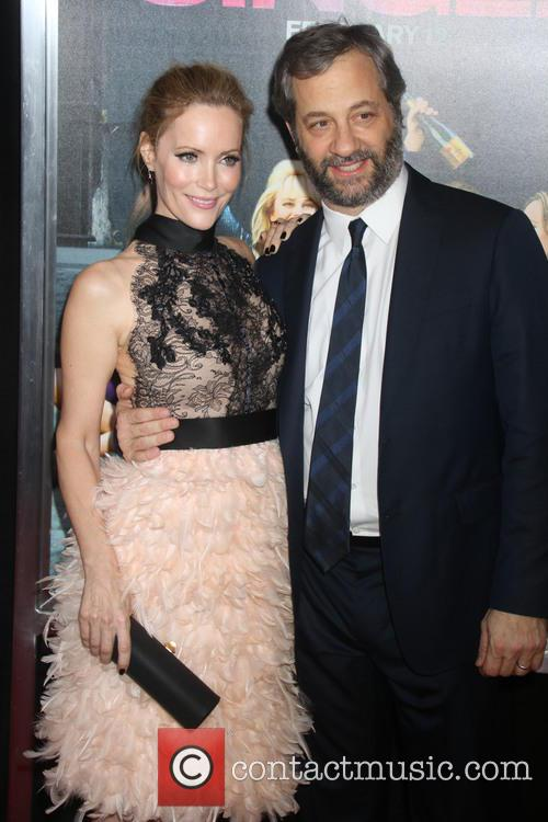 Leslie Mann and Judd Apatow 3