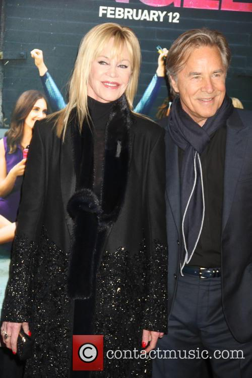 Dakota Johnson and Don Johnson 2
