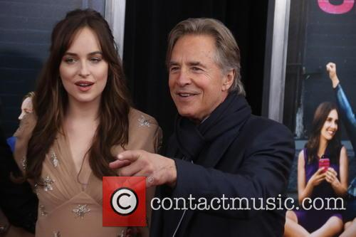 Dakota Johnson and Don Johnson 11