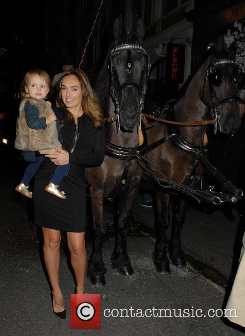 Sophia Eccelstone-rutland and Tamara Ecclestone 2