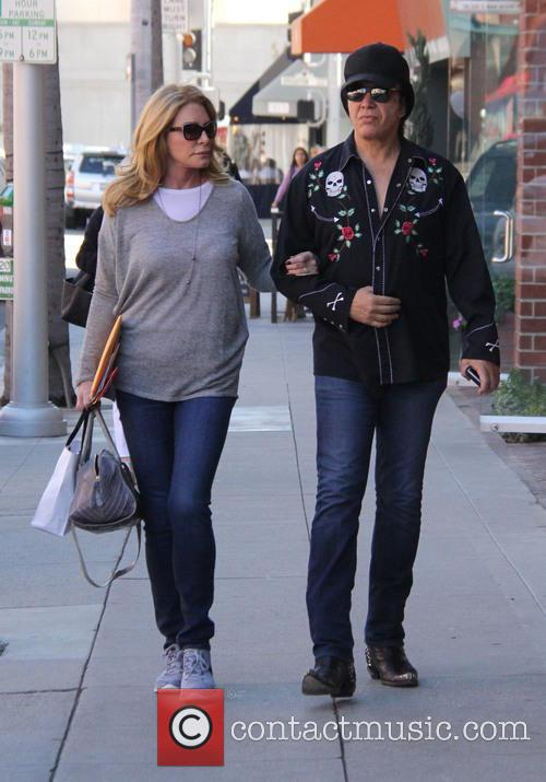 Gene Simmons and Shannon Tweed 2