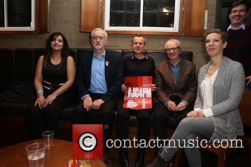Jeremy Corbyn, Francesca Martinez and Jeremy Hardy 5