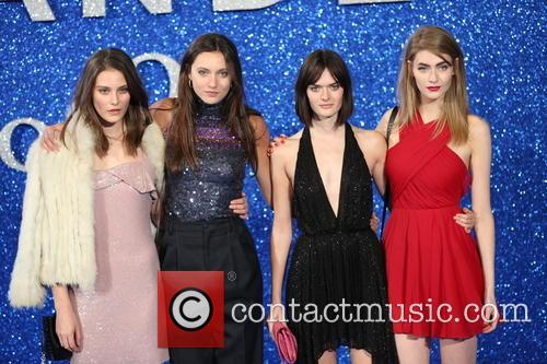 Sam Rollinson, Matilda Lowther and Guests 2