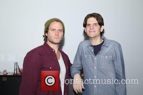 Steven Pasquale and Alex Timbers 1
