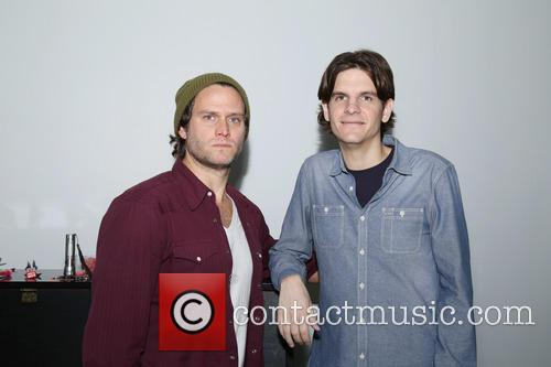 Steven Pasquale and Alex Timbers 2