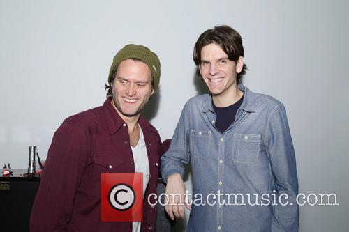 Steven Pasquale and Alex Timbers 4