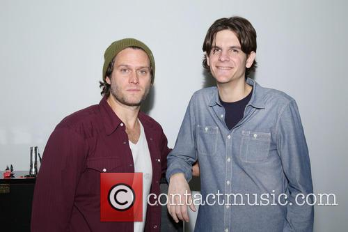 Steven Pasquale and Alex Timbers 6