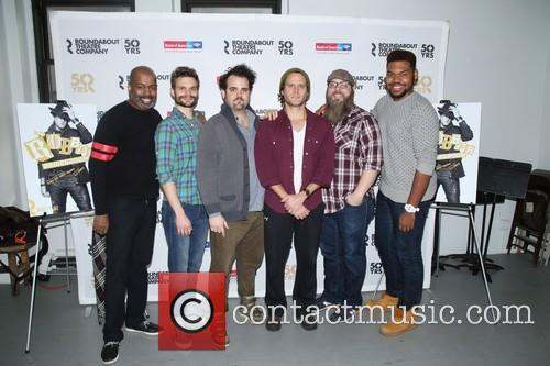 Lance Roberts, Andrew Durand, Greg Hildreth, Steven Pasquale, Evan Harrington and Devere Rogers 1