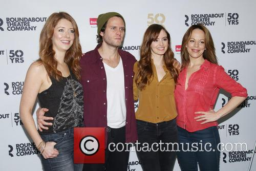 Nadia Quinn, Steven Pasquale, Ahna O'reilly and Leslie Kritzer 4