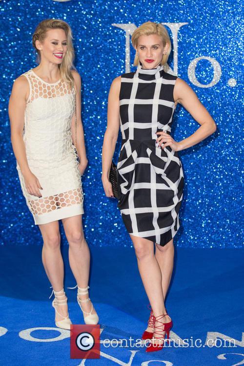 Kimberly Wyatt and Ashley Roberts 3