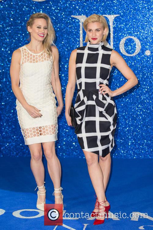 Kimberly Wyatt and Ashley Roberts 4