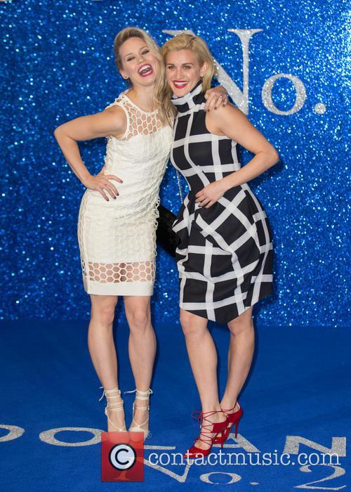 Kimberly Wyatt and Ashley Roberts 5