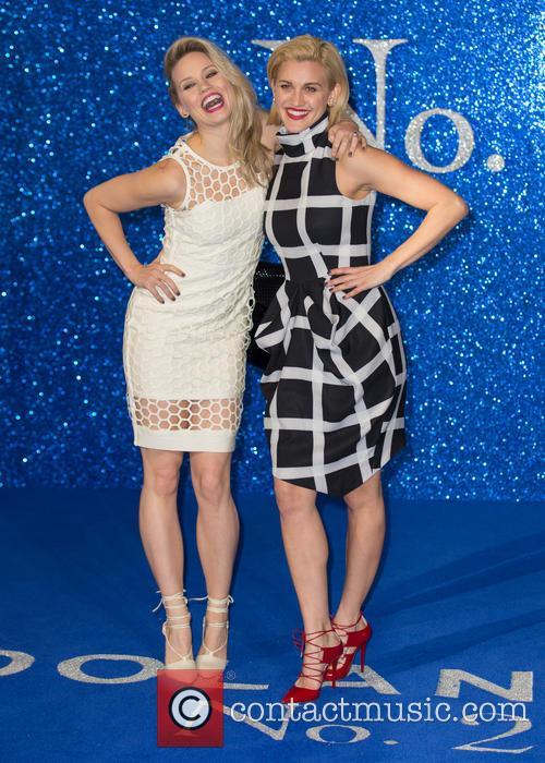 Kimberly Wyatt and Ashley Roberts 6
