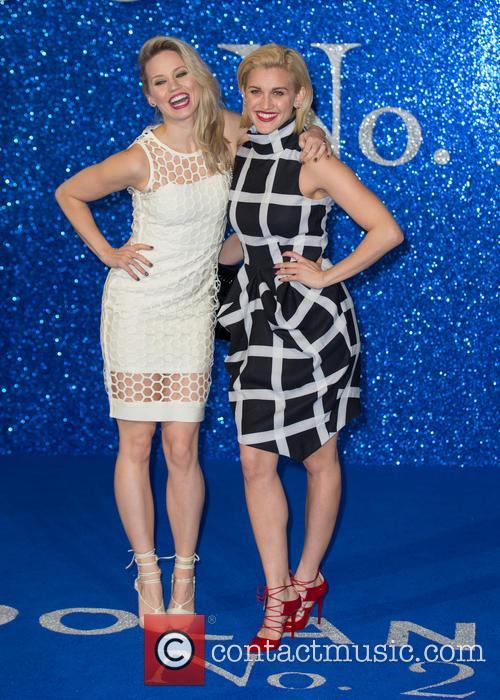 Kimberly Wyatt and Ashley Roberts 7