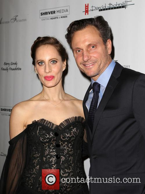 Liz Goldwyn and Tony Goldwyn 1