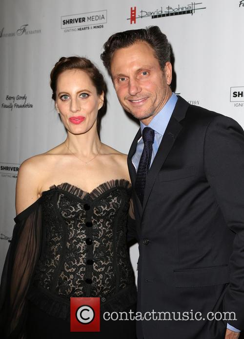 Liz Goldwyn and Tony Goldwyn 2