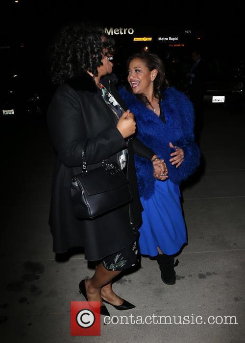 Shonda Rhimes and Debbie Allen 2