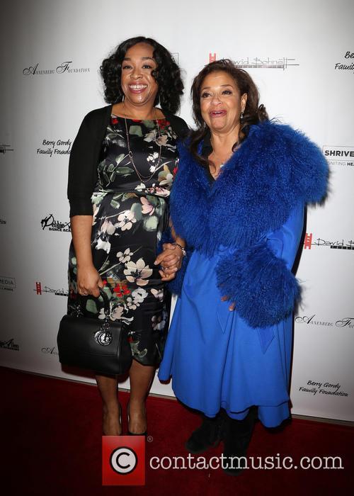 Shonda Rhimes and Debbie Allen 3