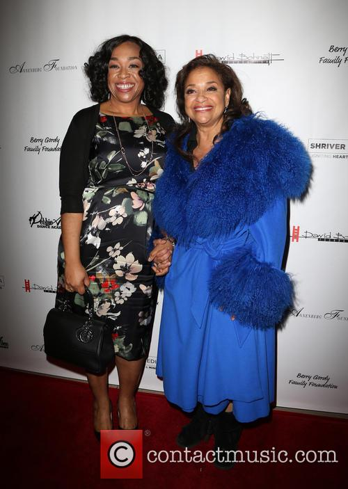 Shonda Rhimes and Debbie Allen 4