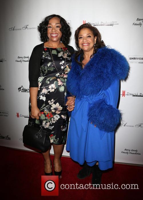 Shonda Rhimes and Debbie Allen 5