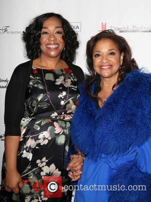 Shonda Rhimes and Debbie Allen 6