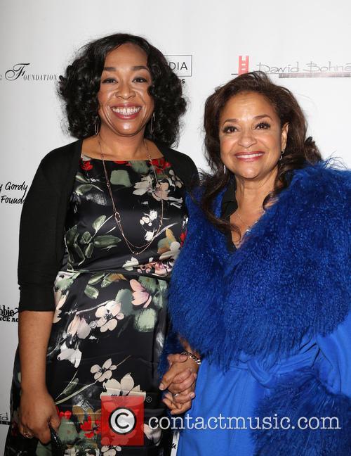Shonda Rhimes and Debbie Allen 7