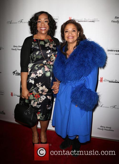 Shonda Rhimes and Debbie Allen 9