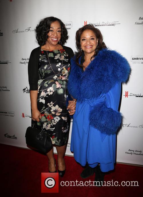 Shonda Rhimes and Debbie Allen 11
