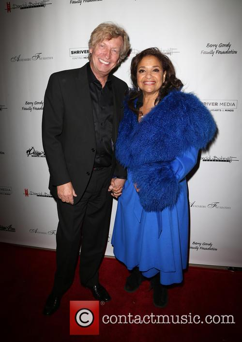 Nigel Lythgoe and Debbie Allen 3
