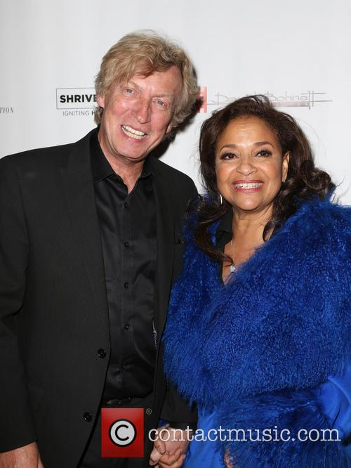 Nigel Lythgoe and Debbie Allen 4
