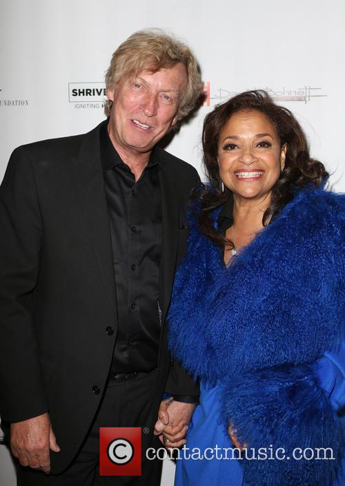 Nigel Lythgoe and Debbie Allen 5