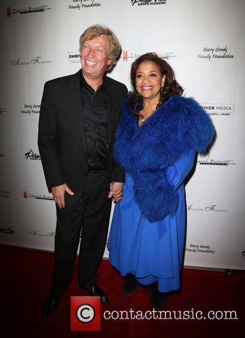 Nigel Lythgoe and Debbie Allen 6