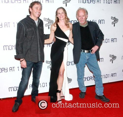 Harvey Lowry, Lauren Shaw and Lance Henriksen 1