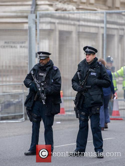 Armed Police Officers and View 2