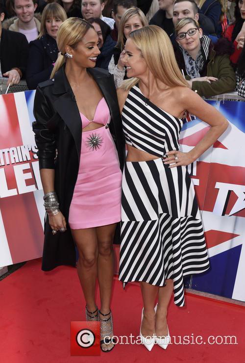 Alesha Dixon and Amanda Holden 4