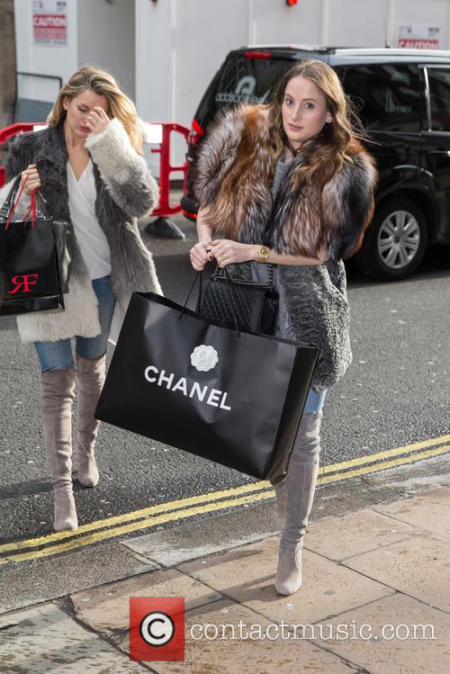 Rosie Fortescue and Caggie Dunlop 3