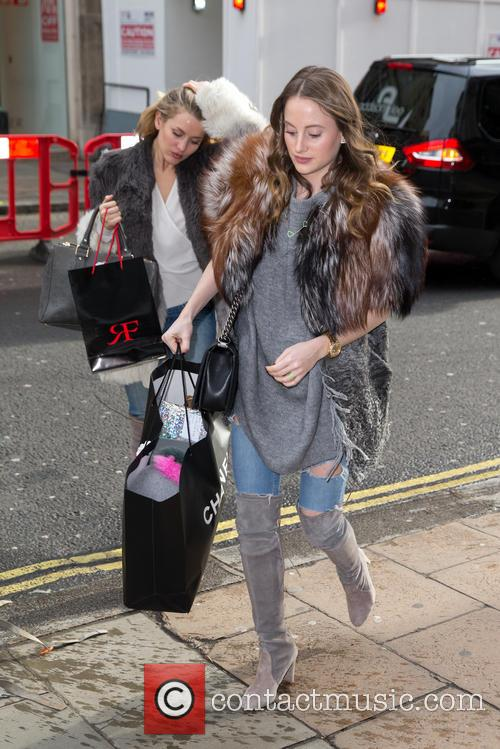 Rosie Fortescue and Caggie Dunlop 4