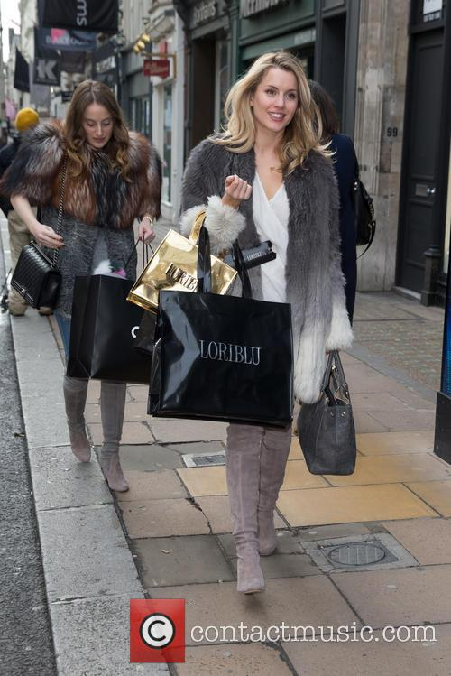 Rosie Fortescue and Caggie Dunlop 5