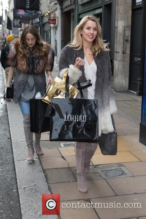 Rosie Fortescue and Caggie Dunlop 6